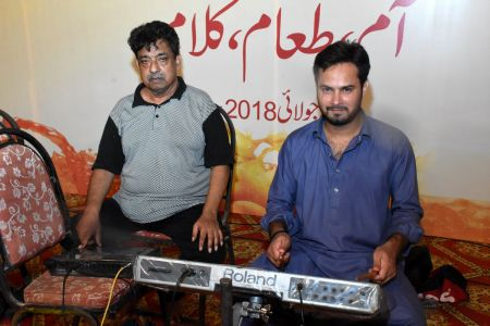 Eid Milan & Mango Party For Members Of Arts Council Karachi (71)