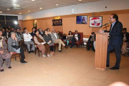Firdos Haider Condolence (8a)