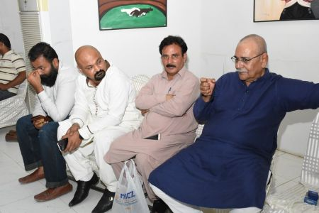 Ghazal Night With Shoaib Najmi And Kashia Kaif By Youth Committee Arts Council Of Pakistan Karachi (10)
