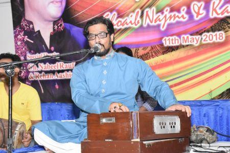 Ghazal Night With Shoaib Najmi And Kashia Kaif By Youth Committee Arts Council Of Pakistan Karachi (14)