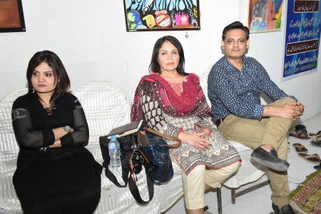 Ghazal Night With Shoaib Najmi And Kashia Kaif By Youth Committee Arts Council Of Pakistan Karachi (17)