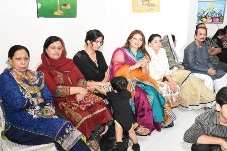 Ghazal Night With Shoaib Najmi And Kashia Kaif By Youth Committee Arts Council Of Pakistan Karachi (26)
