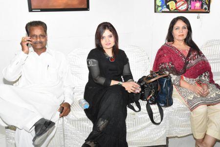 Ghazal Night With Shoaib Najmi And Kashia Kaif By Youth Committee Arts Council Of Pakistan Karachi (4)