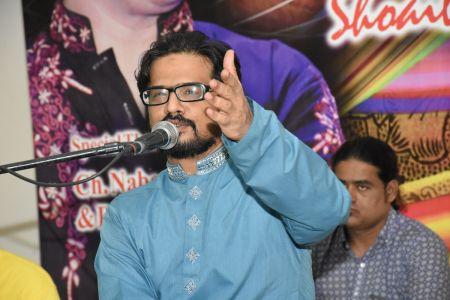 Ghazal Night With Shoaib Najmi And Kashia Kaif By Youth Committee Arts Council Of Pakistan Karachi (5)