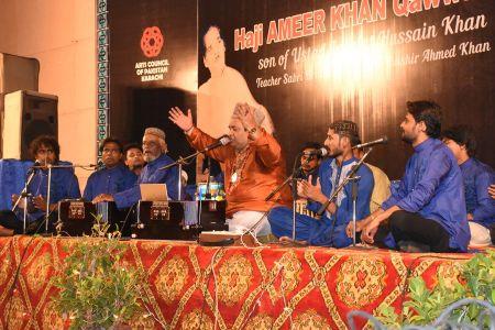 Haji Ameer Qawwal Program (12)