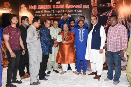 Haji Ameer Qawwal Program (6)