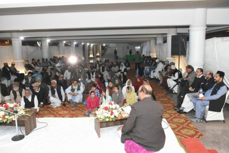 Hamdia, Natia Mushaira At Arts Council Karachi (7)