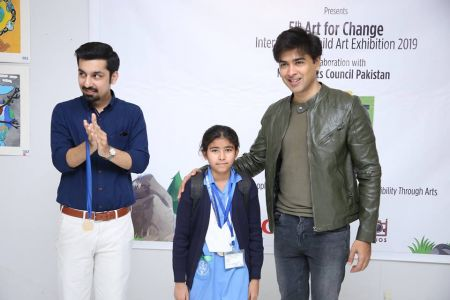 Inauguration Of National Child Art Exhibition 2019 (3)