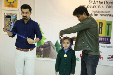 Inauguration Of National Child Art Exhibition 2019 (5)