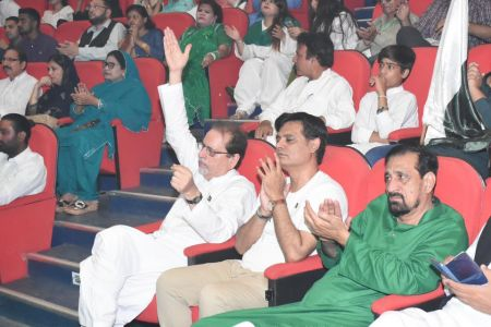 Independence Day 2019 Celebrations At Arts Council Of Pakistan Karachi (11)