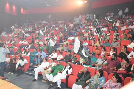 Independence Day 2019 Celebrations At Arts Council Of Pakistan Karachi (14)