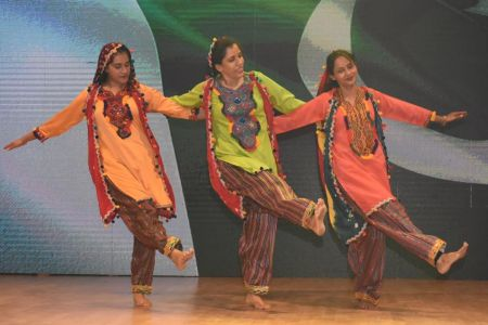 Independence Day 2019 Celebrations At Arts Council Of Pakistan Karachi (16)