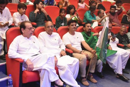 Independence Day 2019 Celebrations At Arts Council Of Pakistan Karachi (22)