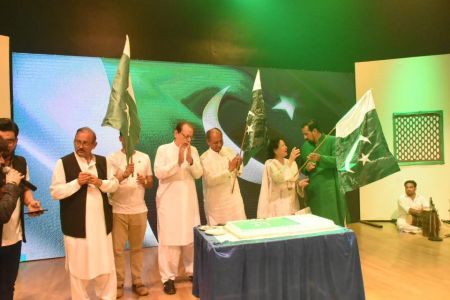 Independence Day 2019 Celebrations At Arts Council Of Pakistan Karachi (26)