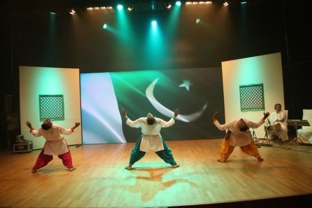 Independence Day 2019 Celebrations At Arts Council Of Pakistan Karachi (3)