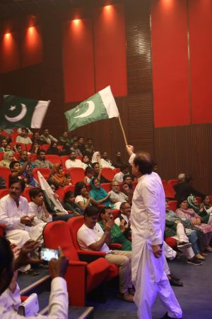 Independence Day 2019 Celebrations At Arts Council Of Pakistan Karachi (4)