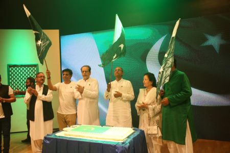 Independence Day 2019 Celebrations At Arts Council Of Pakistan Karachi (5)