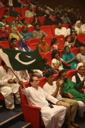 Independence Day 2019 Celebrations At Arts Council Of Pakistan Karachi (6)