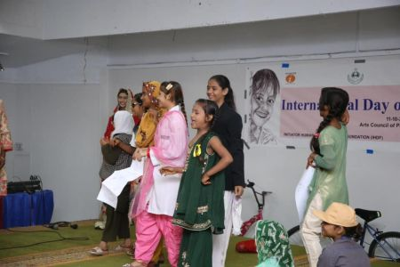 International Girl Child Day 2019 At Arts Council Karachi (2)
