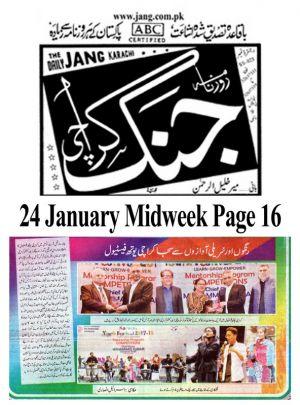 Jang Midweek Page 16