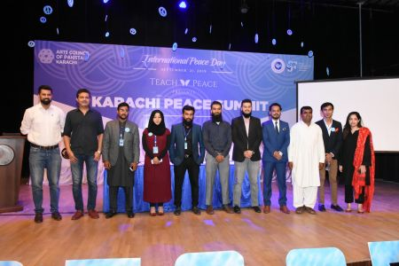 Karachi Peace Summit 2019 At Arts Council Karachi (12)
