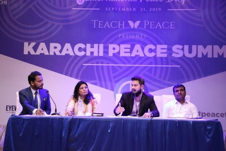 Karachi Peace Summit 2019 At Arts Council Karachi (3)