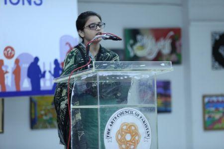 Karachi Youth Festival 2016 Declamation (10)