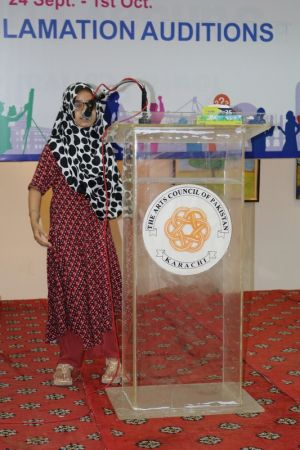 Karachi Youth Festival 2016 Declamation (21)