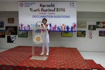 Karachi Youth Festival 2016 Declamation (28)