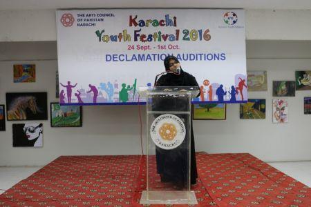 Karachi Youth Festival 2016 Declamation (32)