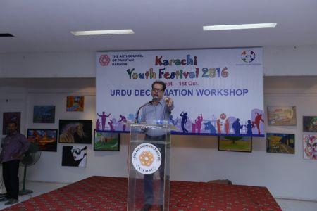 Karachi Youth Festival 2016 Declamation (34)