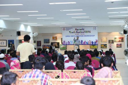 Karachi Youth Festival 2016 Declamation (39)