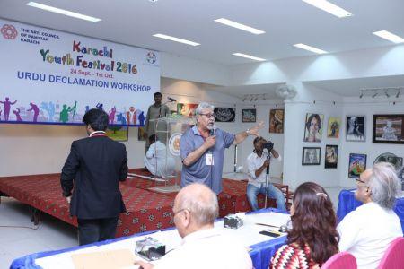 Karachi Youth Festival 2016 Declamation (40)