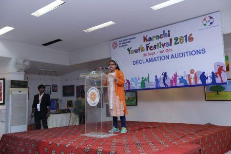 Karachi Youth Festival 2016 Declamation (41)