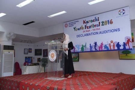 Karachi Youth Festival 2016 Declamation (42)
