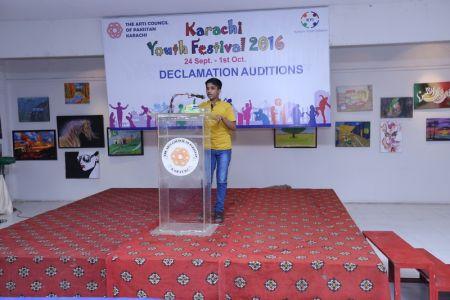 Karachi Youth Festival 2016 Declamation (4)