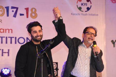 Kashmir Band Musical Performance In Karachi Youth Festival 2017-18 (3)