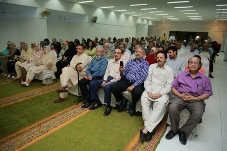 Launching Ceremony Of \'Shaoor Ki Dastak\' By Amna Alam At Arts Council Karachi (15)