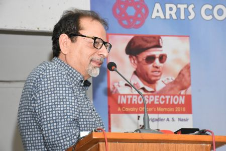 Launching Ceremony Of The Book INTROSPECTION  At Arts Council Karachi(12)