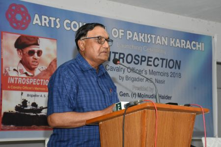 Launching Ceremony Of The Book INTROSPECTION  At Arts Council Karachi(13)