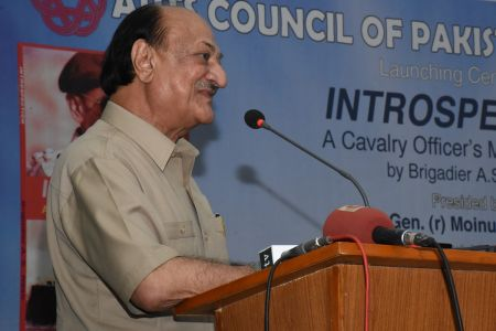 Launching Ceremony Of The Book INTROSPECTION  At Arts Council Karachi(2)