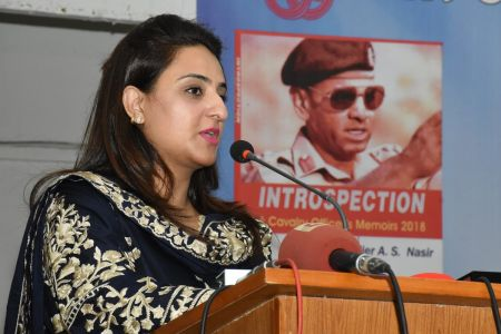 Launching Ceremony Of The Book INTROSPECTION  At Arts Council Karachi(8)