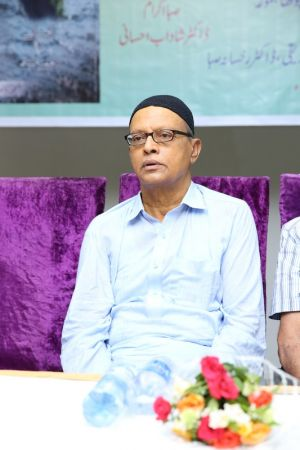 Launching Of \'Panion Men Ghulti Zameen\' Short Stories By Rahman Nishat At Arts Council Karachi  (11)