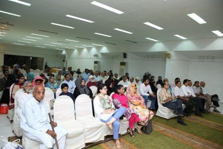 Launching Of \'Panion Men Ghulti Zameen\' Short Stories By Rahman Nishat At Arts Council Karachi  (14)