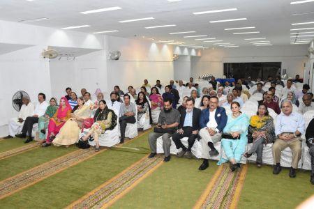 Launching Of Book Al-Aatash Poetry By Anjum Usman, At Arts Council Of Pakistan Karachi (17)