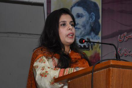 Launching Of Book Al-Aatash Poetry By Anjum Usman, At Arts Council Of Pakistan Karachi (7)