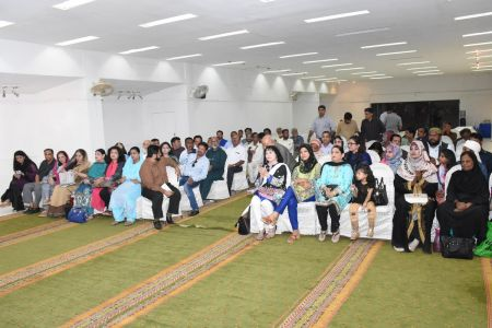 Launching Of Poetry Collection \'Rakht\' At Arts Council Karachi  (4)