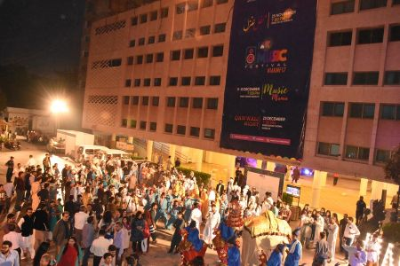 Lock Mela At Arts Council Of Pakistan Karachi (5)