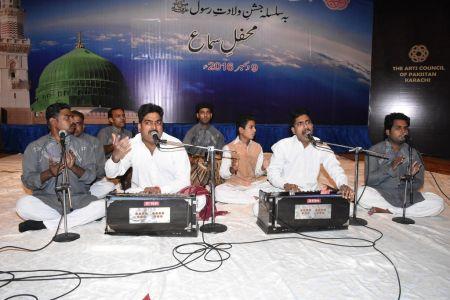 Mahfil E Sama-Mohsin E Insaniyat Conf (16)