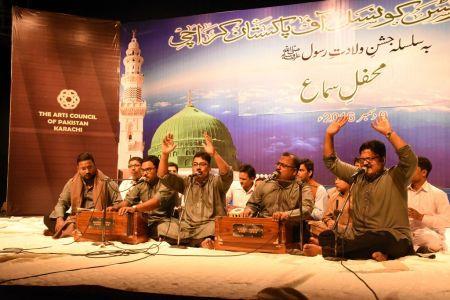 Mahfil E Sama-Mohsin E Insaniyat Conf (24)